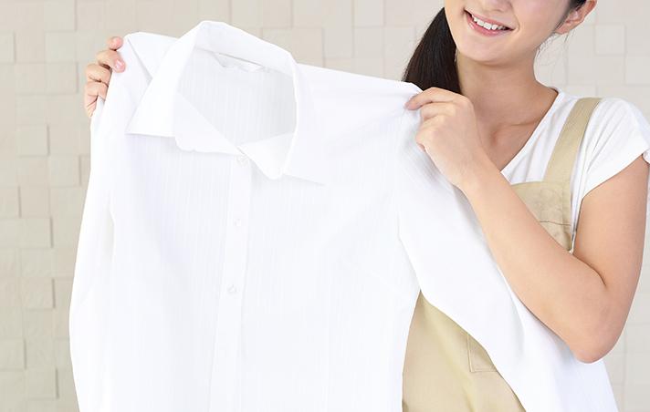 5 เคล็ดลับถนอมผ้าขาวให้ขาวอยู่เสมอ