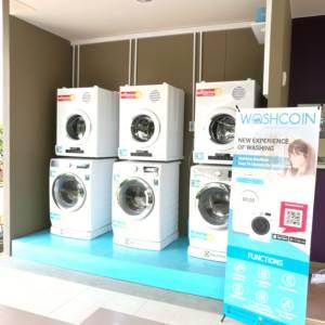 WashCoin Shop สาขา ลุมพินี รังสิต คลอง 1