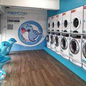 WashCoin Shop สาขา เจซีคอร์ด รัชดา 36