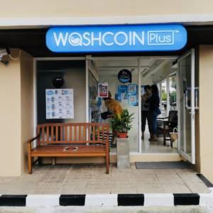 Washcoin Plus สาขา บราวนี่ อพาร์ทเม้นต์ [ม.ธรรมศาสตร์ รังสิต]