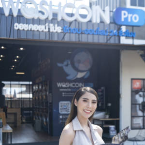 WashCoin Pro สาขา สวัสดีการ์เด้น